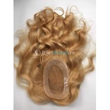 Накладка Женская на верхнюю часть головы -Накладные волосы_Color #14