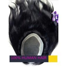 Накладка Женская на верхнюю часть головы -Накладные волосы_Color 1b